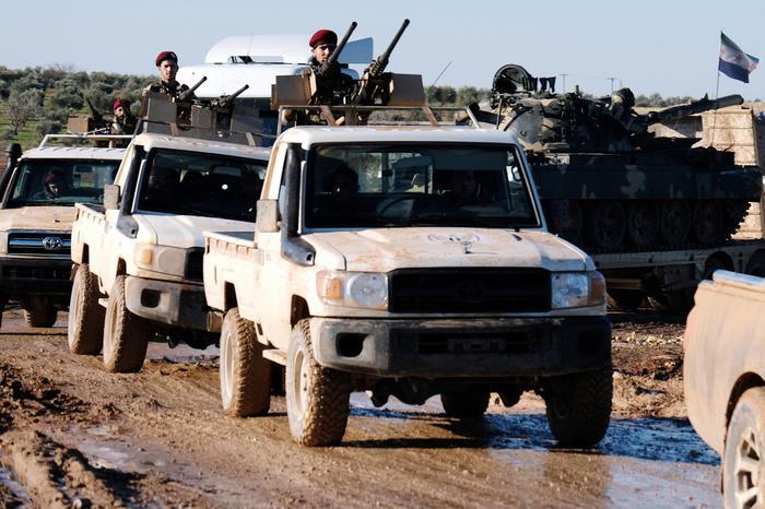 Le truppe turche verso l'assalto di Manbij,  Erdogan: andremo fino in fondo