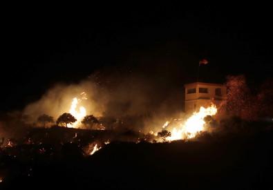 Raid israeliano sulla Siria: 11 morti, uno è un civile
