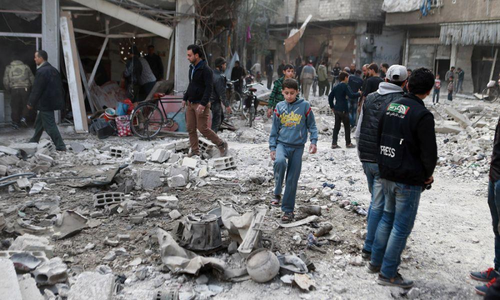 Siria: Isis attacca il Fsa nei dintorni di Daraa, 77 morti
