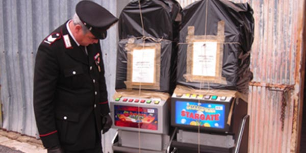 Bari, sequestro da 8 milioni di euro a re dello slot machine