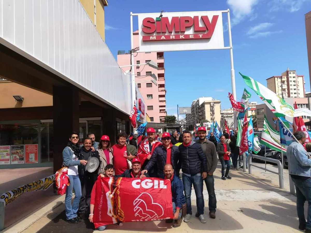 Firmato l'accordo a Palermo per salvare 800 dipendenti Sma