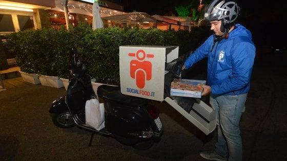 Palermo, i rider di SocialFoof minacciano lo sciopero