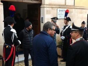 Carabinieri, riaperta a Solarino la caserma storica dopo la ristrutturazione
