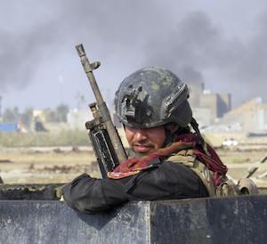 Mosul Iraq, iniziata l'offensiva contro l'Isis