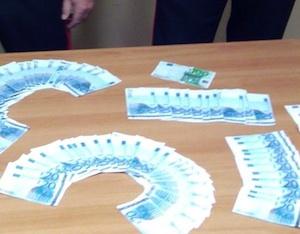 San Giovanni La Punta, gli trovano in casa banconote false per 1500 euro