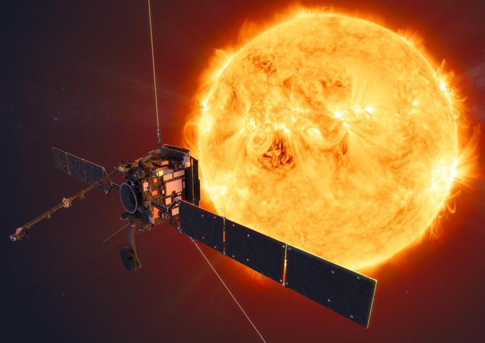 Il Sole costellato di falò, immagini mai viste fino ad ora