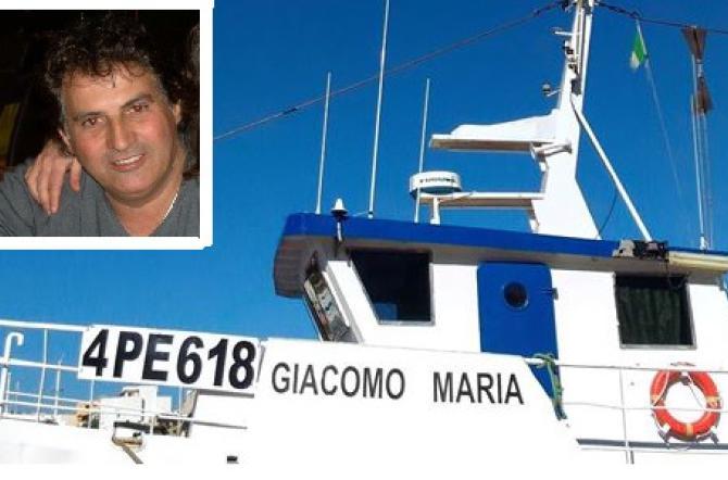 Peschereccio affondato a Lampedusa, marinaio in fondo al mare