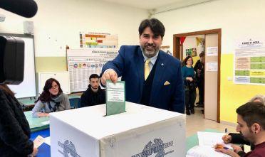 Regionali, per gli Exit poll Solinas del Centro destra in vantaggio