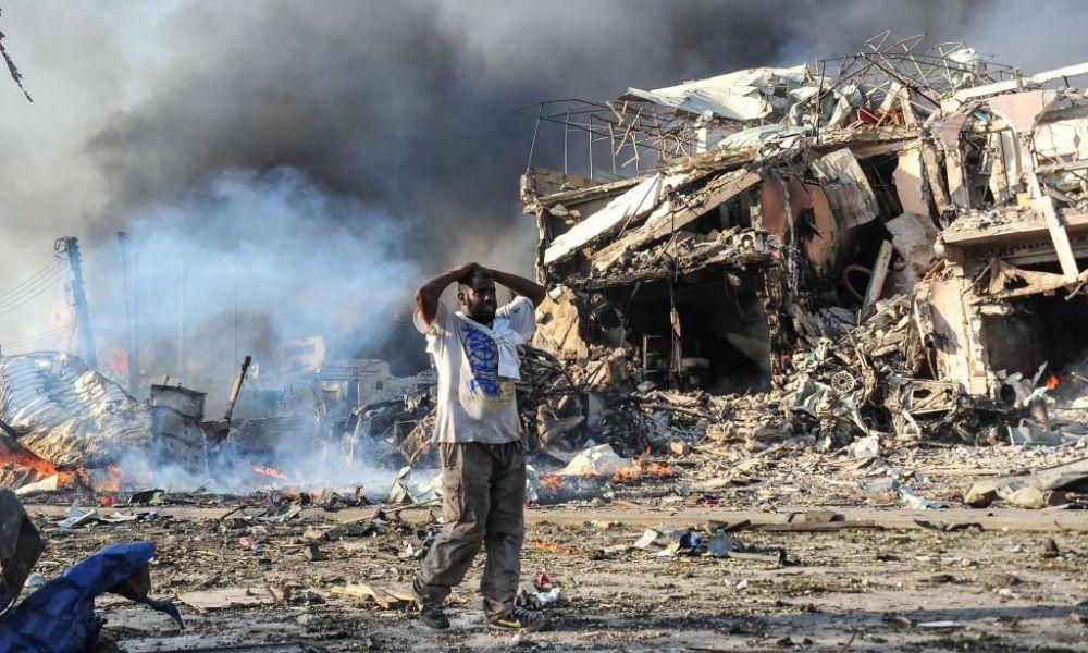 Due esplosioni vicino al Ministero della Sicurezza a Mogadiscio
