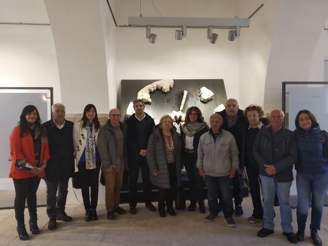 Avola adesso punta anche a un museo: sopralluogo a Palazzo Modica