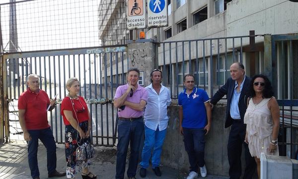 "Catania, ""Si riqualifichi l'ex raffineria di viale Africa"""