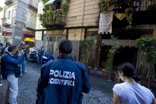 Napoli, bomba contro la pizzeria Sorbillo: 5 anni fa venne incendiata