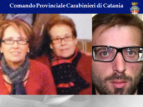 Le due sorelle massacrate a coltellate a Ramacca per una rapina: fermato Gianluca Modica