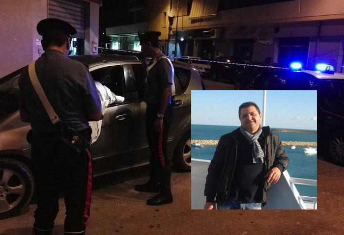 Prima notte in carcere per gli assassini del panettiere di Floridia