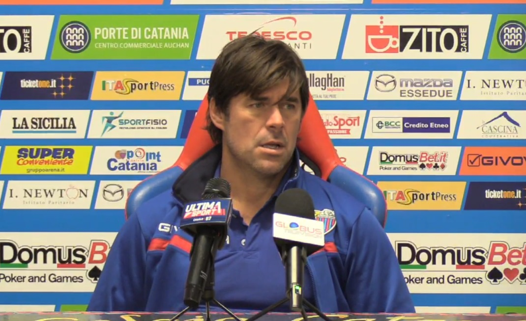 "Il Catania riprende quota, Sottil: ""Ci mancano tre, quattro punti"""