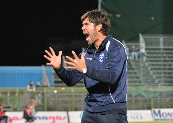 """Siracusa, Sottil all'ossessione: """"Il Taranto non ci fa paura"""""""
