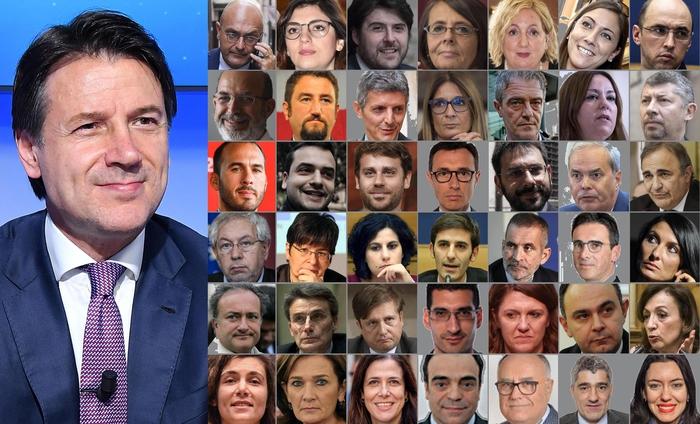 Il governo Conte bis al completo: giurano i 42 sottosegretari