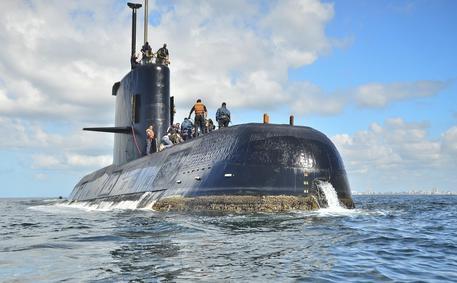 Segnali di emergenza dal sottomarino argentino scomparso