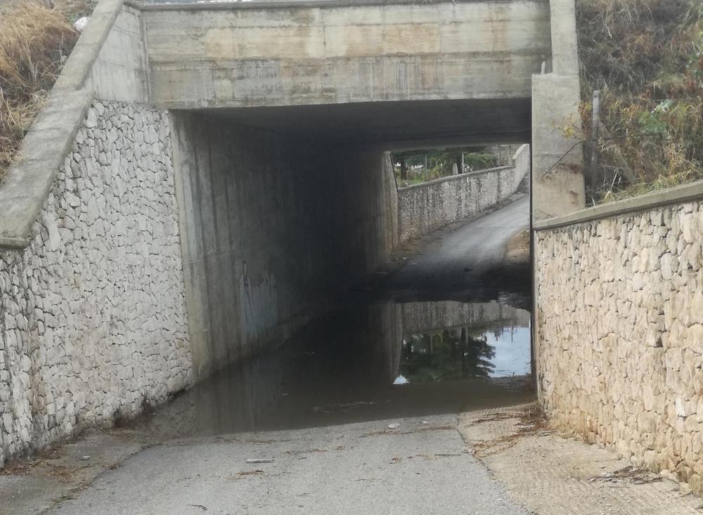 Maltempo ad Avola, l'amministrazione chiede interventi urgenti