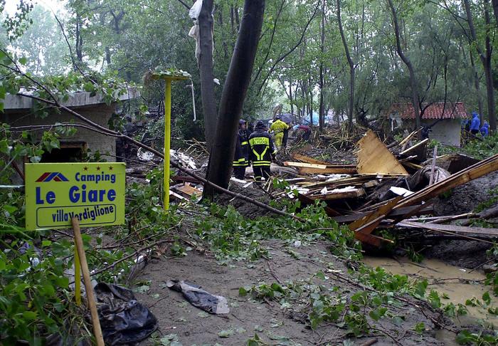 Commemorate le vittime dell'alluvione di Soverato
