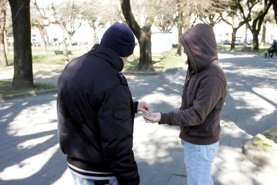 Foro Siracusano, denunciato per spaccio di marijuana