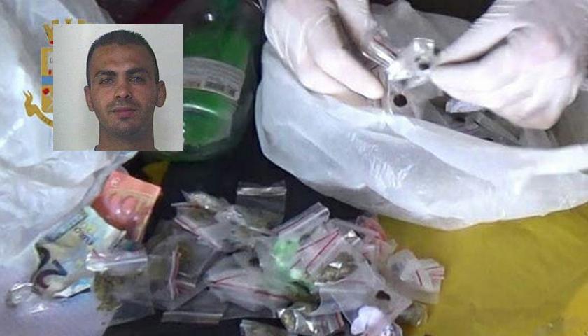 Siracusa, due arresti per droga nei bunker di via Immordini e San Metodio