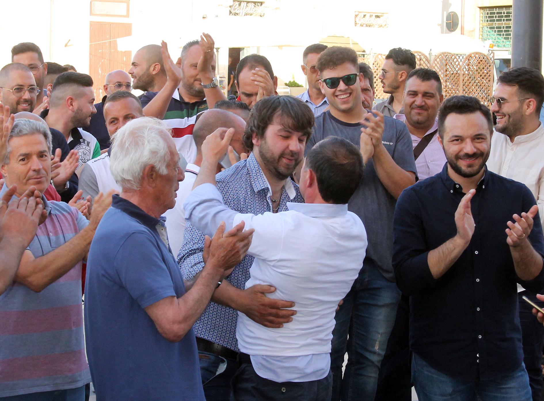Governo cittadino a Rosolini, c'è l'accordo tra il sindaco e la coalizione