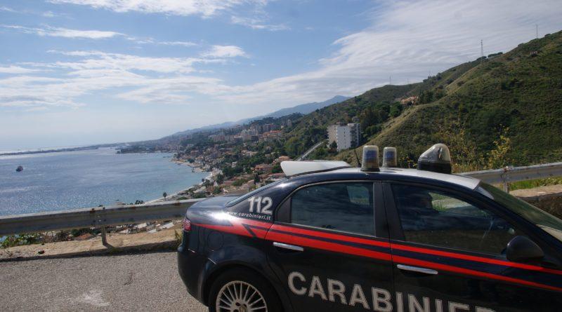 Messina, apprezzamenti alla compagna: spara alla finestra dello spasimante