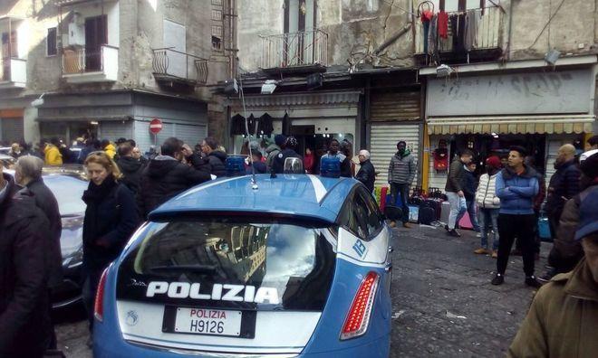 Un anno fa a Napoli bimba ferita in una sparatoria: condanne per il pizzo