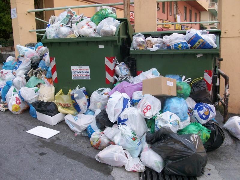 Siracusa, rimozione da dopodomani dei cassonetti nel quartiere Tiche