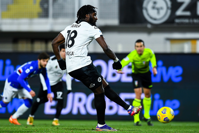 Allo Spezia il derby della Liguria: battuta la Sampdoria per 2 a 1