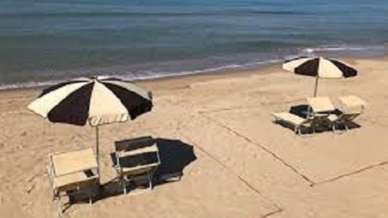 Sicilia, misure anti Covid: dalla Regione 2 milioni e mezzo di euro per spiagge sicure