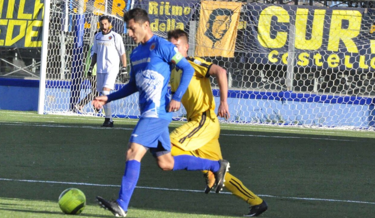 Tonfo di fine anno per il Siracusa: incassa 2 gol in 8 minuti ad Andria