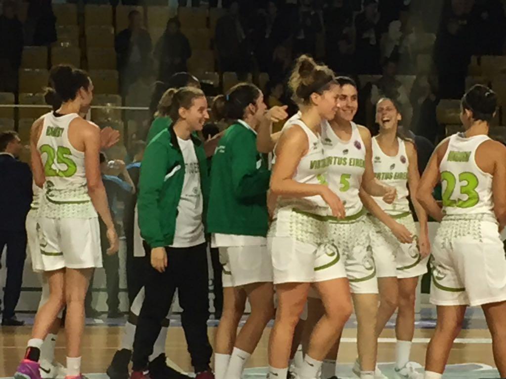 Eurocup di basket, Passalacqua Ragusa al quinto successo consecutivo