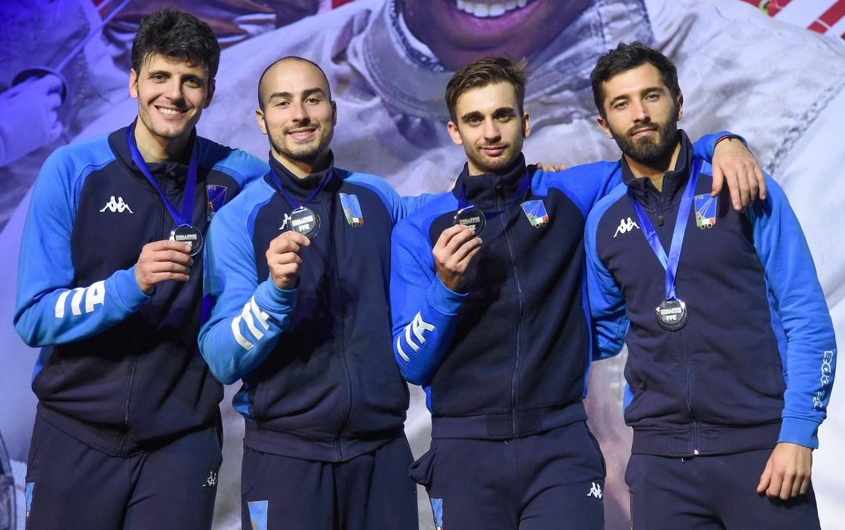 Scherma, il modicano Giorgio Avola argento a squadre a Parigi: Fioretto qualificato alle Olimpiadi
