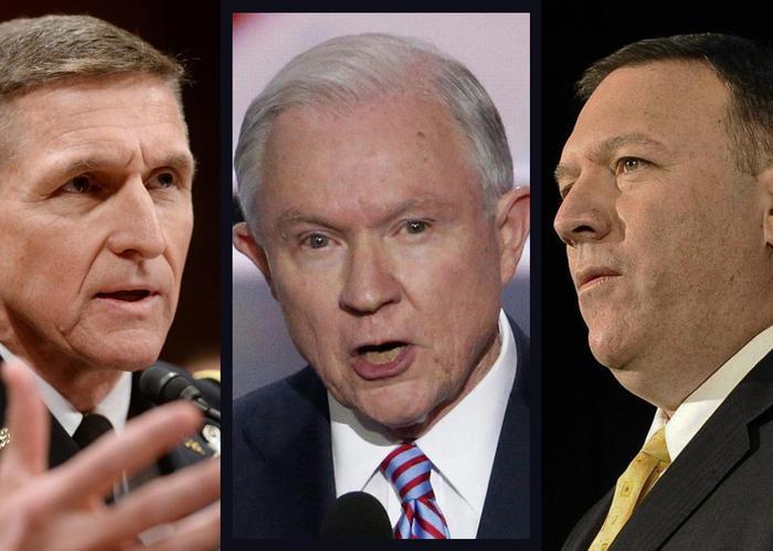 """Trump sceglie i suoi uomini per la squadra di governo: sono tutti """"falchi"""""""