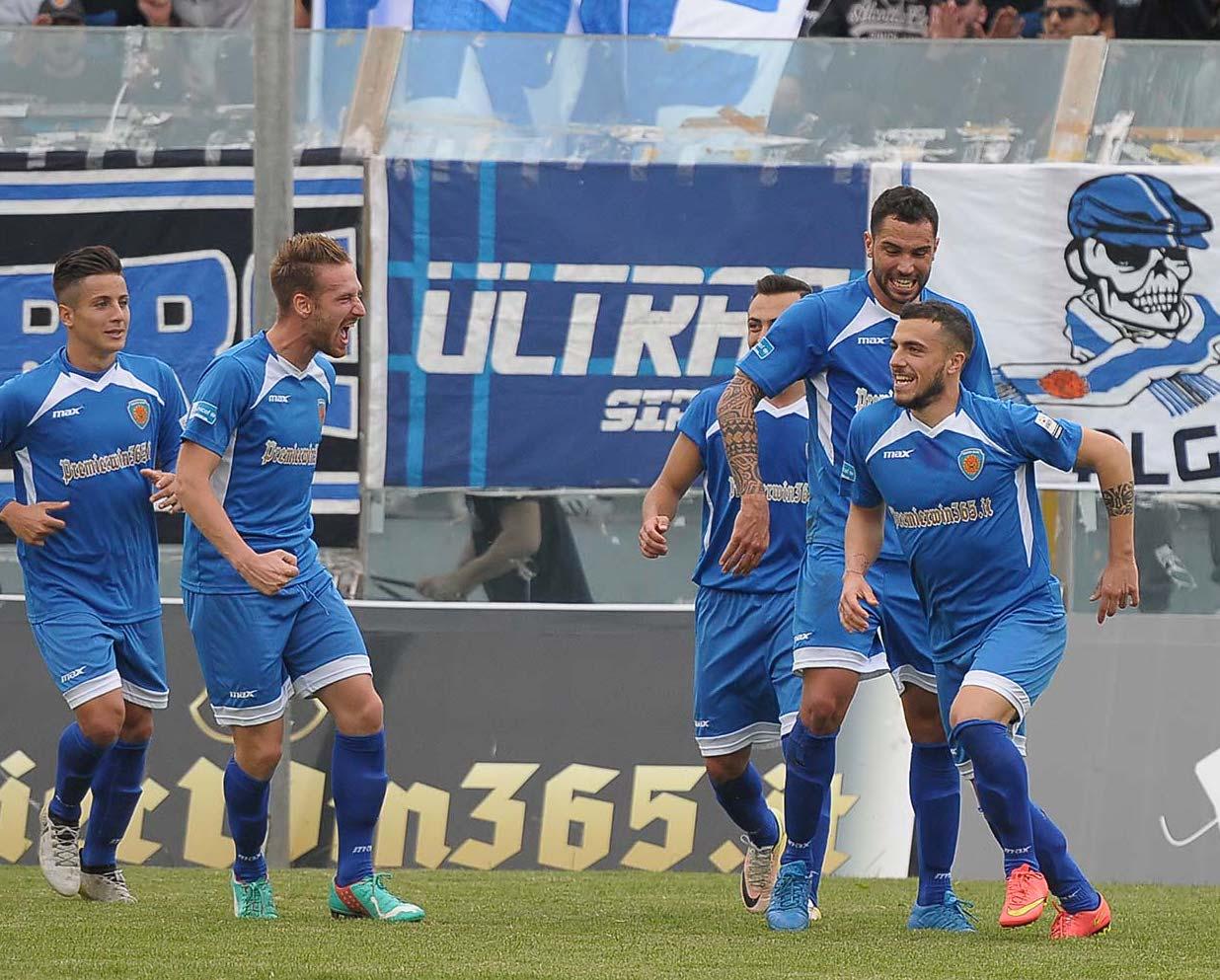 Il Siracusa in campo a Pagani insegue la continuità di risultati