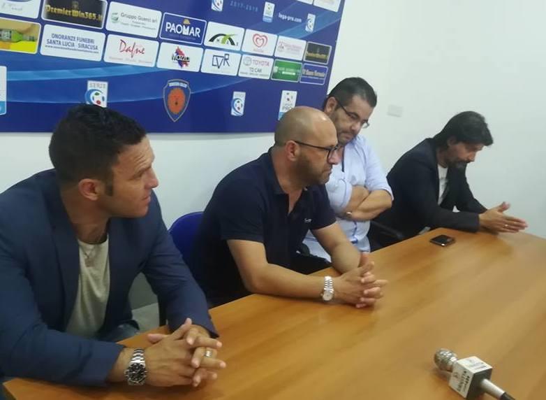 """Il nuovo patron del Siracusa Calcio, Ali: """"Saremo subito competitivi"""""""