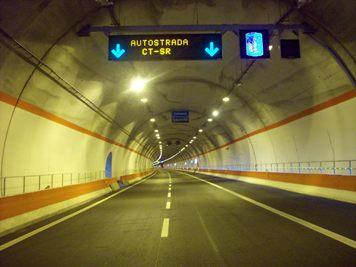 Autostrada Siracusa - Catania, chiusa di notte per verifiche tecniche