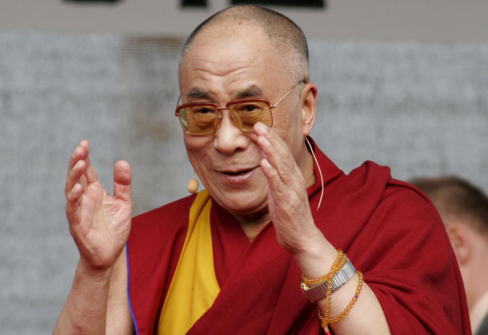 Il Dalai Lama torna a Palermo dopo 20 anni: martedì una conferenza