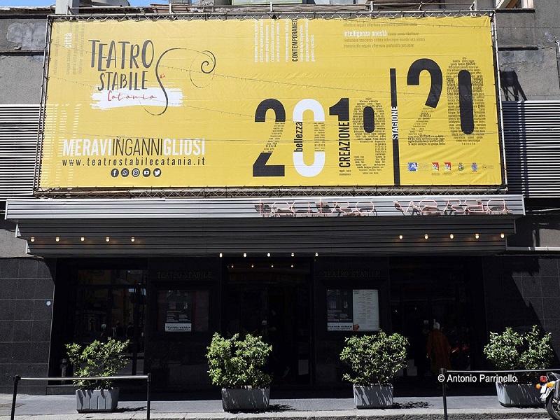 """Teatro Stabile di Catania, la Cgil: """"Direzione ignora artisti del territorio"""""""