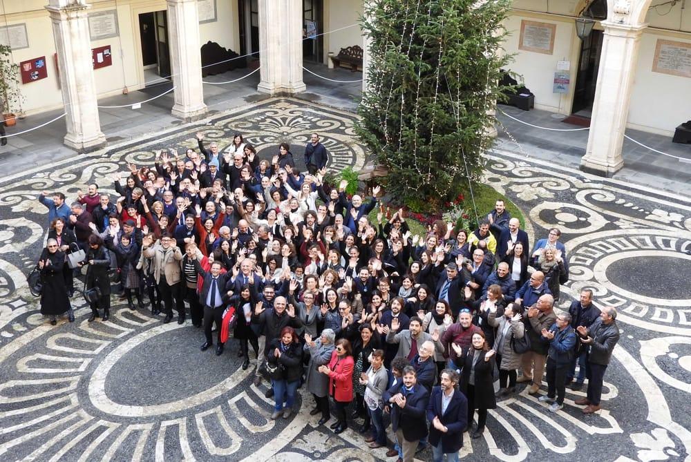 Università di Catania, stabilizzati 140 precari: una festa con il rettore