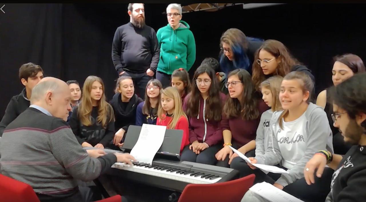 """Recitar cantando"" al Teatro Ideal di Ragusa"