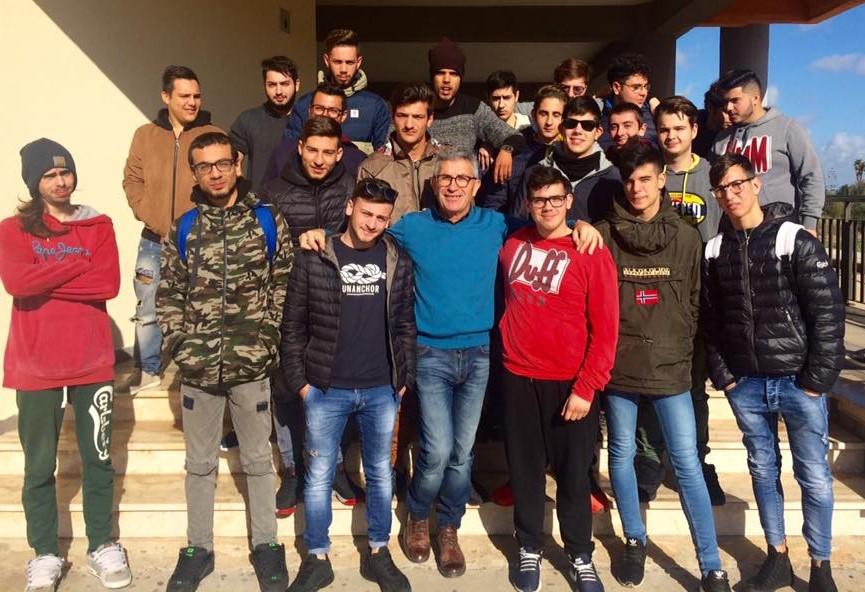 """Ispica, studenti del """"Curcio"""" concludono stage alternanza scuola-lavoro"""