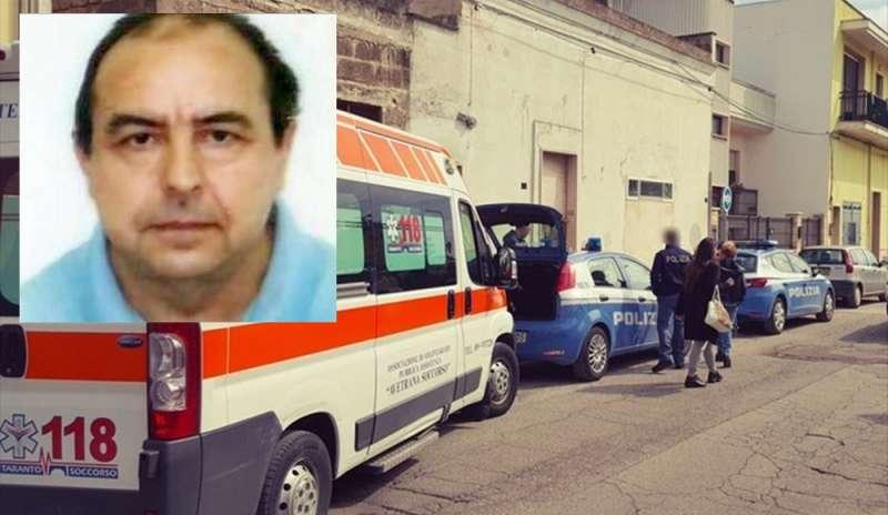 Otto ragazzini fermati per la morte del pensionato di Manduria