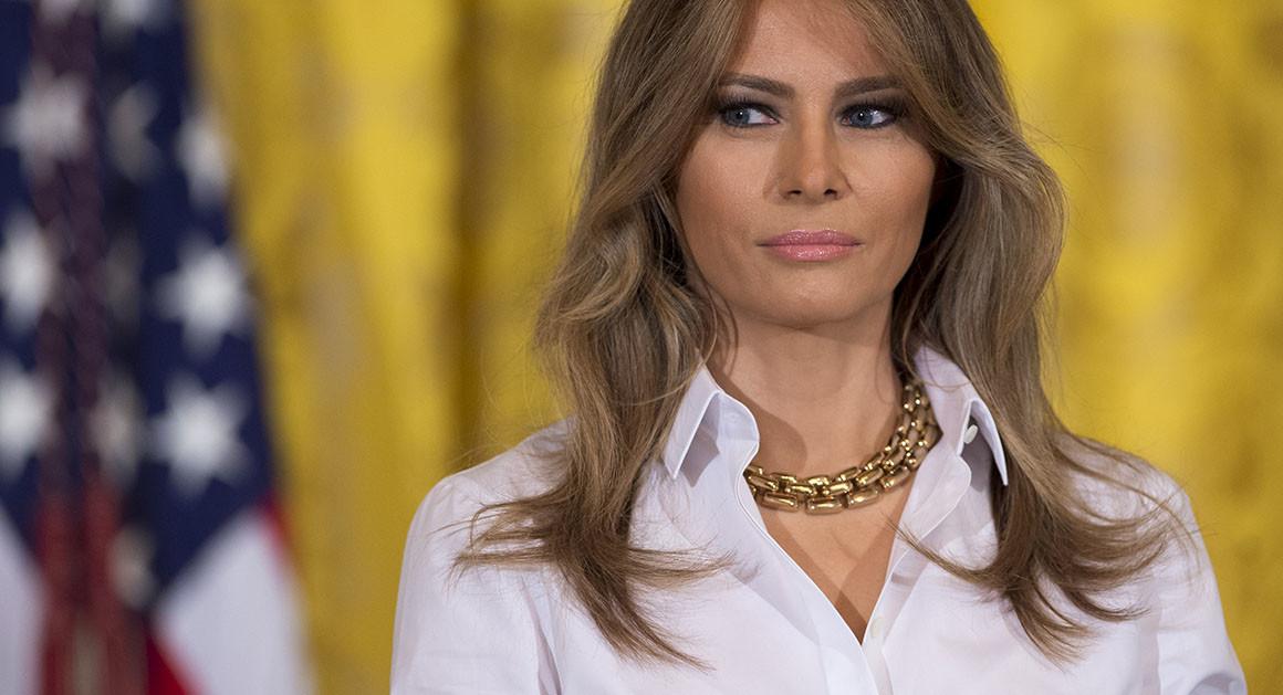 Usa, la rivincita di Melania: è più popolare di Donald Trump
