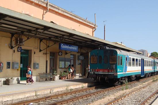 Riattivata la tratta  ferroviaria fra Trapani e  Castelvetrano