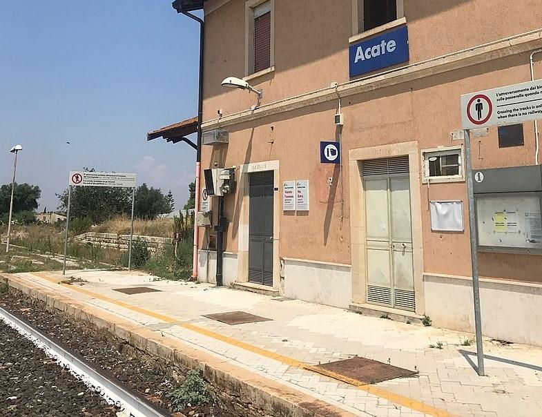 """Acate, una storia della Sicilia Pirandelliana: quella stazione ferroviaria """"morta prima di nascere"""""""