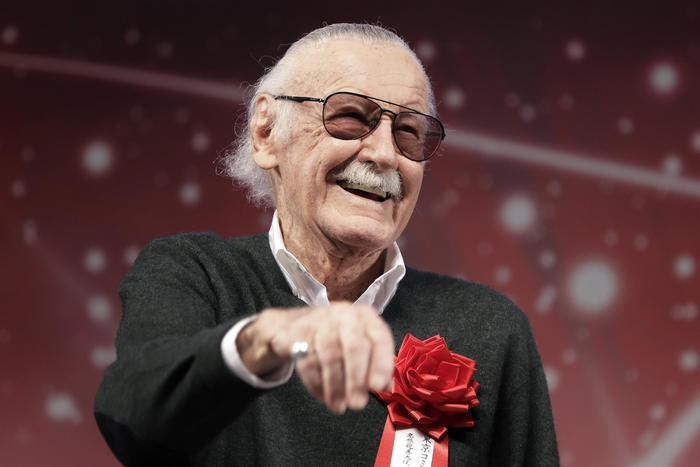 E' morto Stan Lee leggendario creatore dei supereroi Marvel