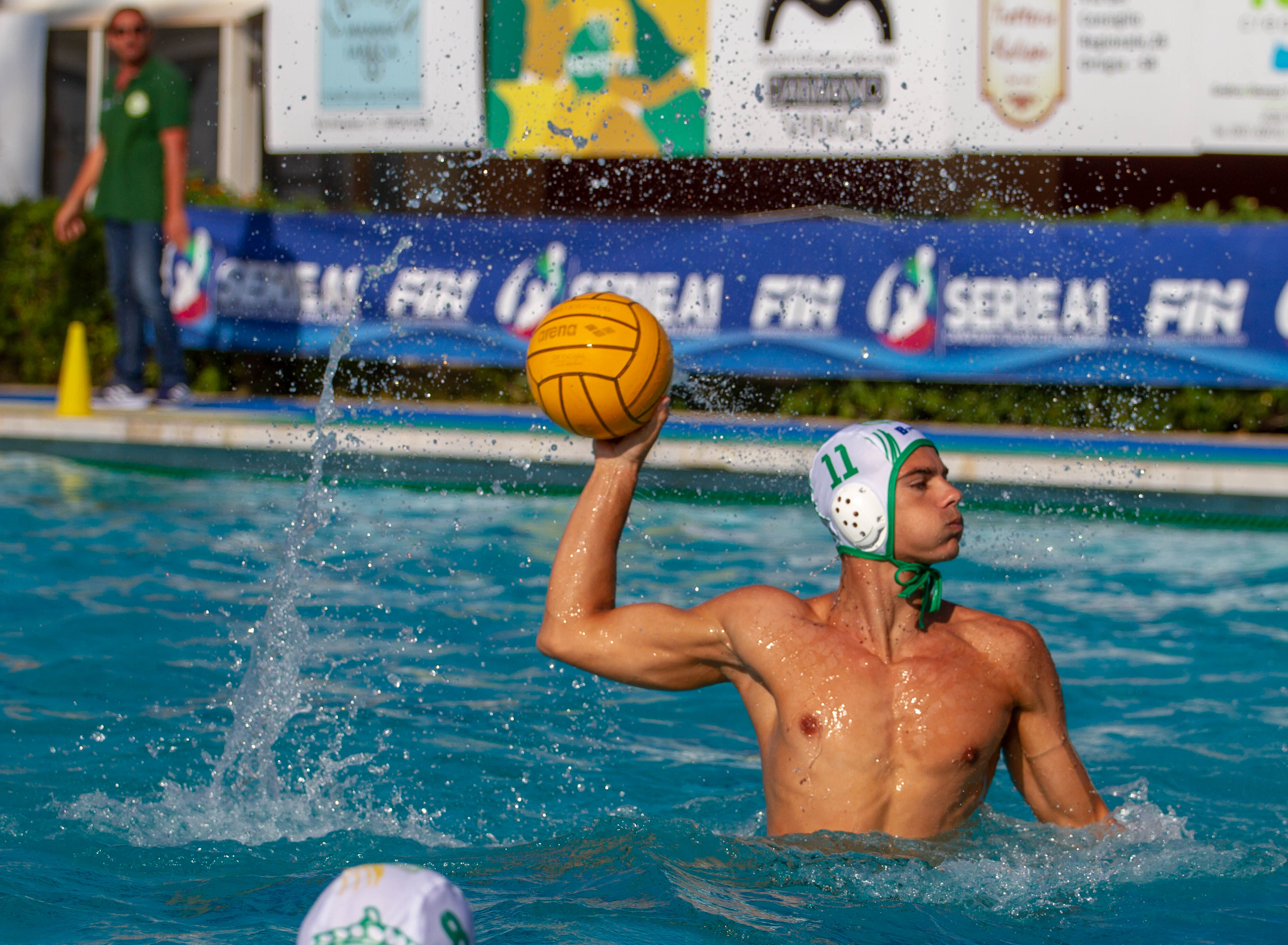 Pallanuoto, Ortigia in vasca contro i greci per i quarti di finale di Euro Cup